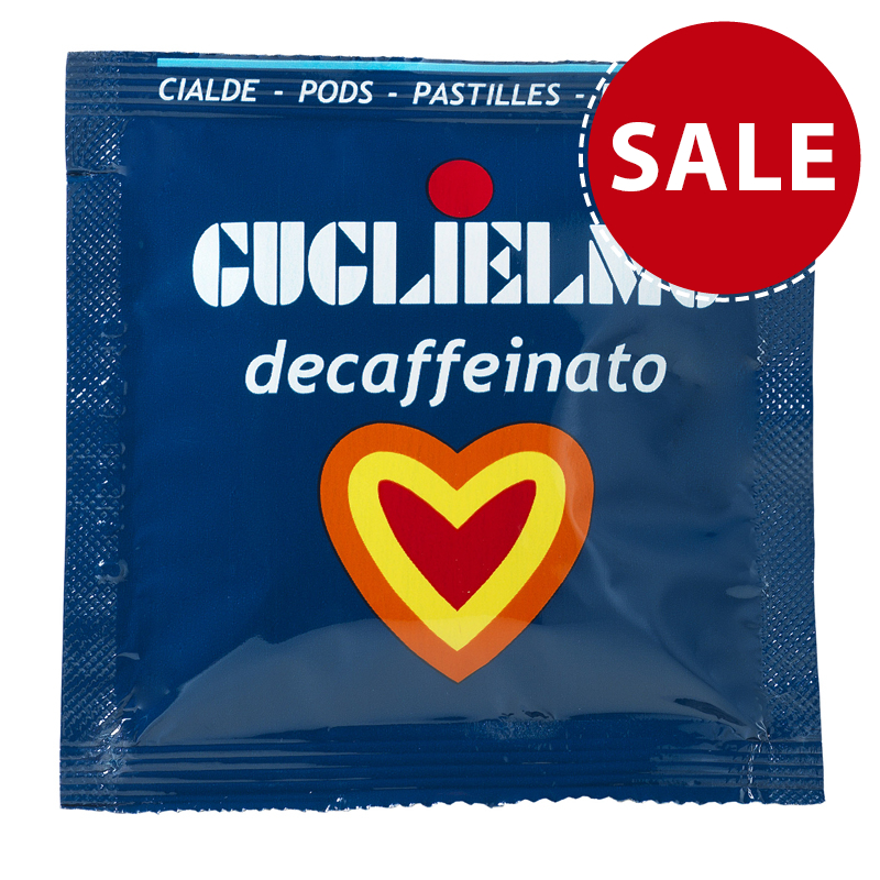 Decaffeinated Pods 100 pieces